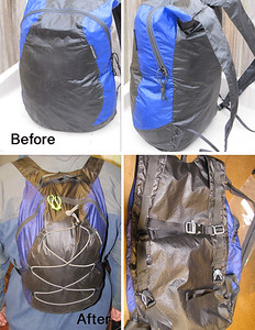 Day Pack Modification 1