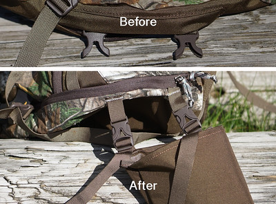 Backpack Modification