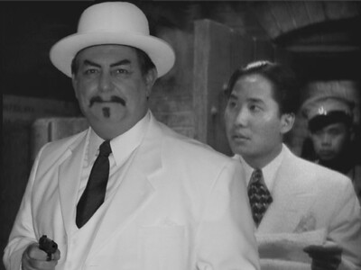 Honolulu Detective Charlie Chan