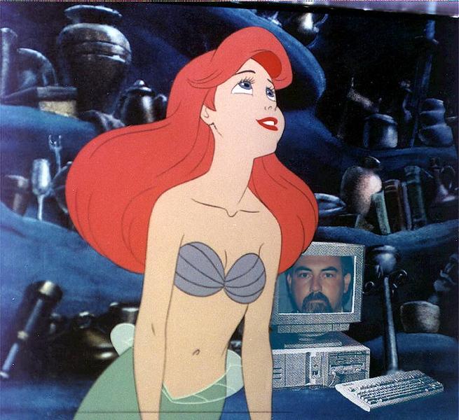 Part of Ariel's World
