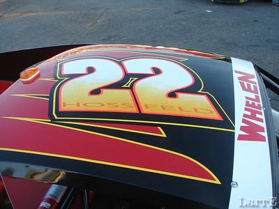 modified #22 Matt Hossfeld