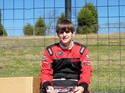 #7-11 Max Gresham Griffin Ga, finished 14th