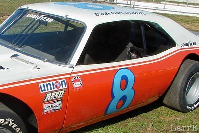 vintage Dale Earnhardt car