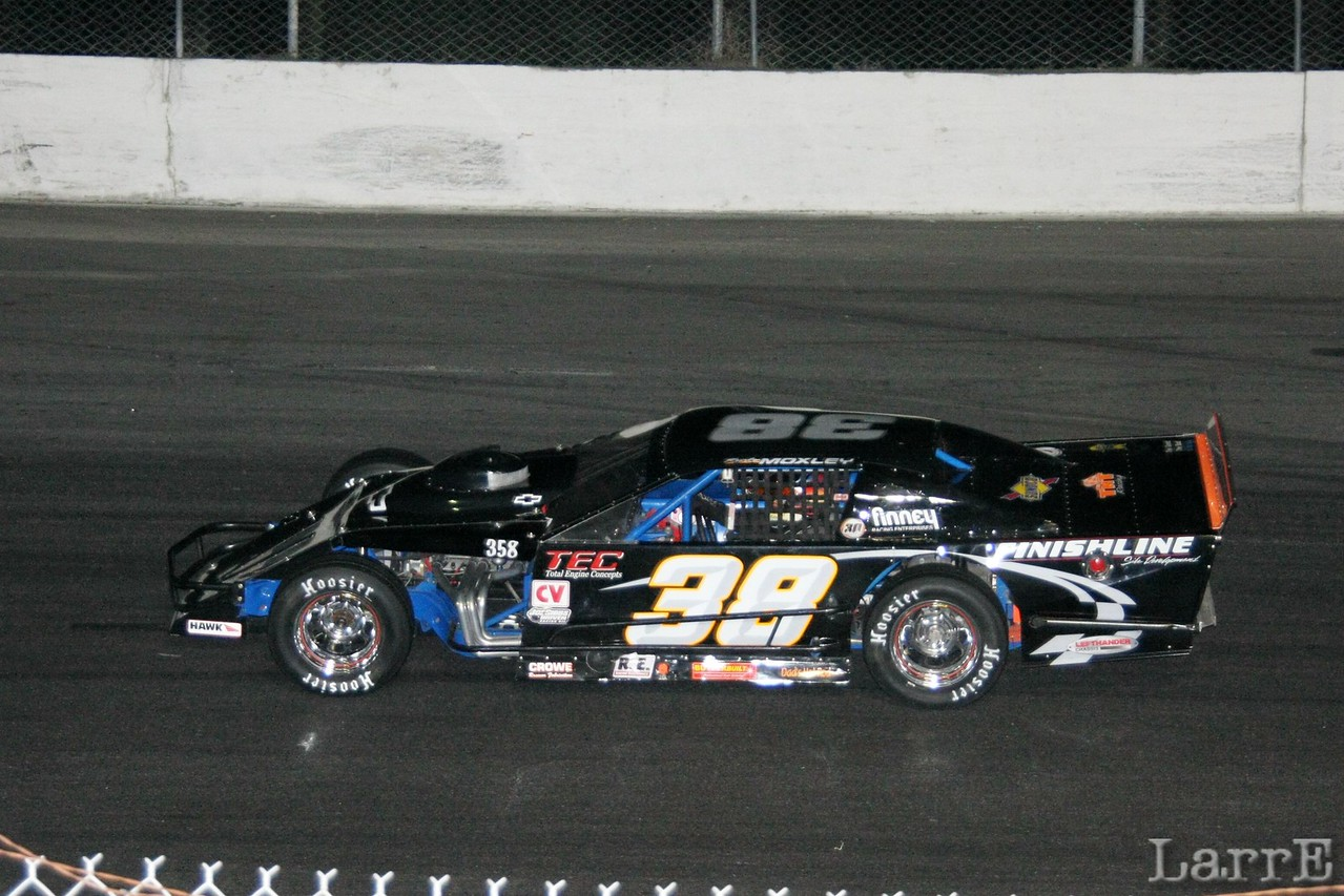 #38 Ricky Moxley