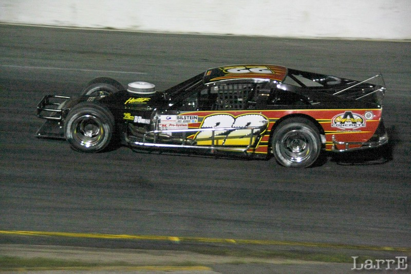 #22 Chuck Hossfeld...Lockport, New York