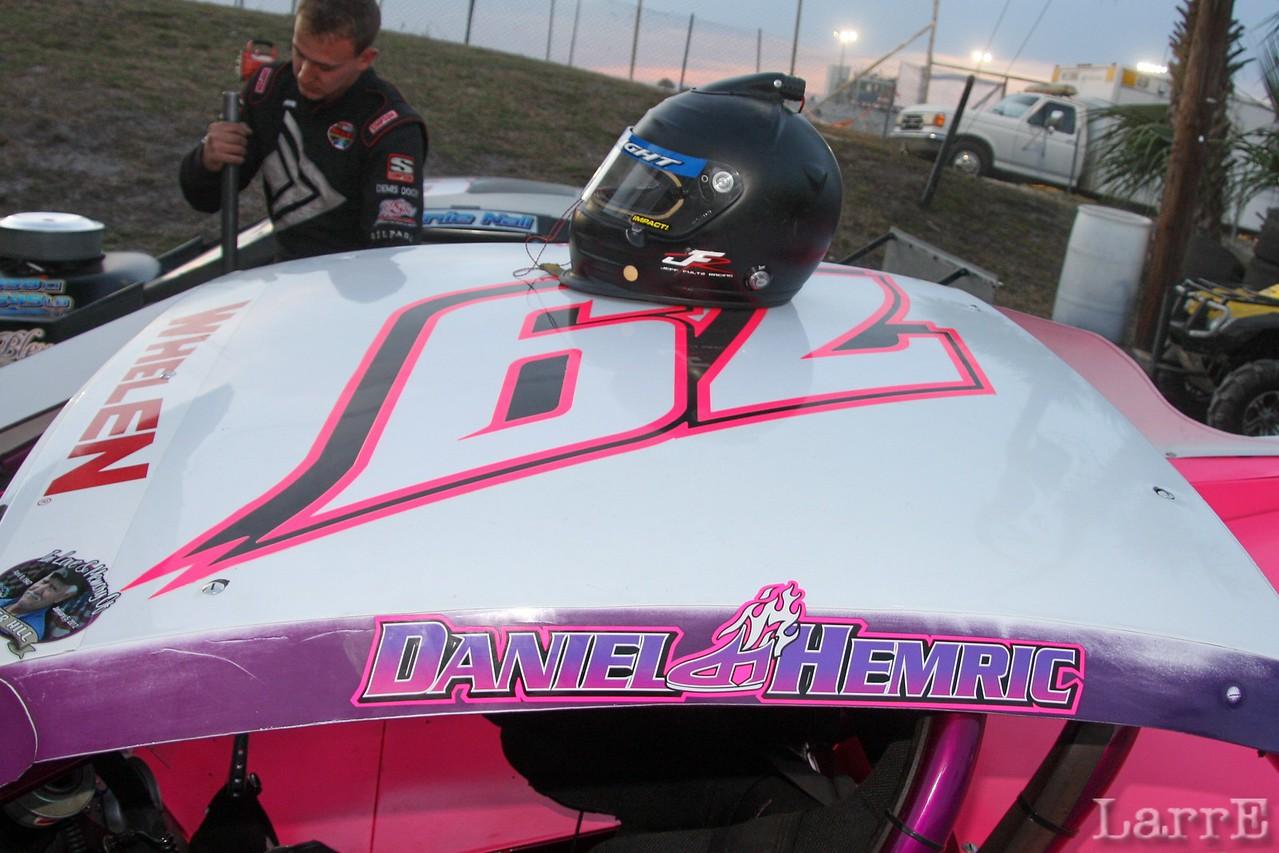 #79 Daniel Hemric