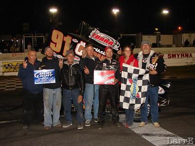 the #91 Dave Steele crew