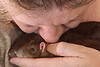 These are not baby rats but I want to advertise, KISS YOUR RATS!