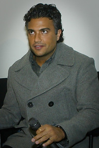 Jaime Camil  Regresa 2010 Vista Film Festival at Angelika Film Center Dallas Texas 103010 Copyright 2010 Photo by Jerry McClure
