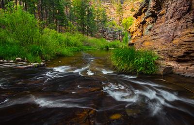 Canyon Creek, Mogollon Rim
