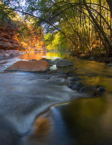 West Clear Creek, near Trail 17