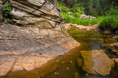 Bear Canyon, Mogollon Rim