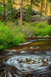 Canyon Creek, Mogollon Rim