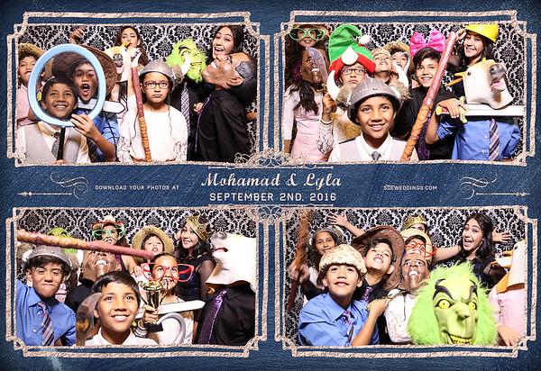 Mohamad + Lyla (09/02/2016)