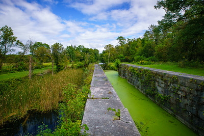 Erie Canal Enlarged Lock 29