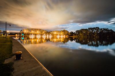 Mohawk River Lock 12