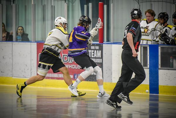 Mohawks vs Pioneers 04-28-2018