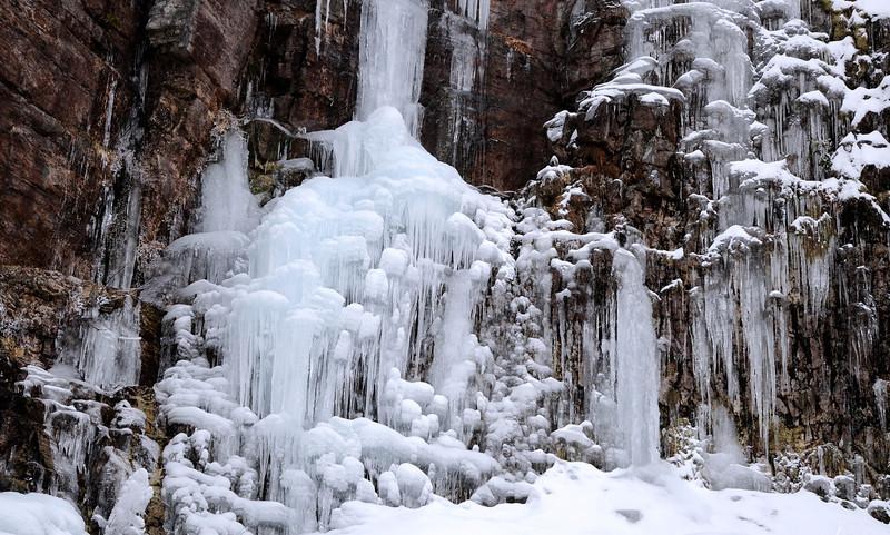 Stony Kill Fall Ice flow