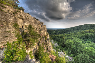 Bonticou Crag, Mohonk Preserve, New Paltz, New York, USA