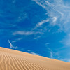 Sand Dune in Death Valley National Park (Nevada)
