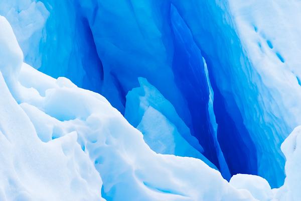 Glacier Detail (Argentina)