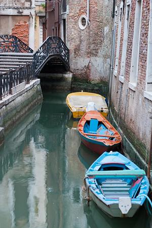 Venice Canal (Italy)