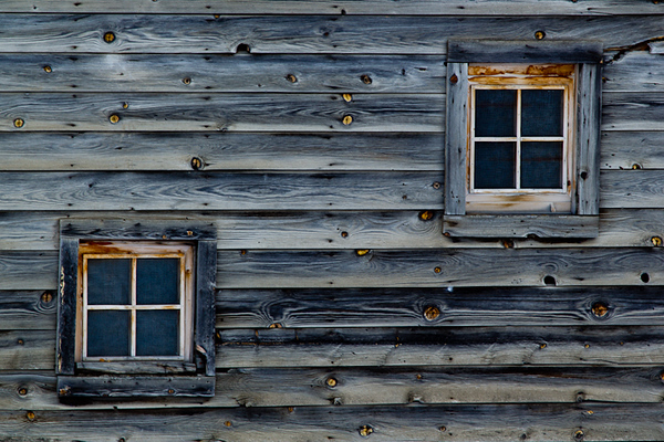 Old Shed Windows (Wyoming)