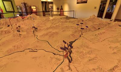 705  General Patton Memorial Museum - Metropolitan Water District of Southern California Aqueduct Map