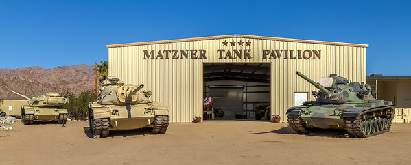 105 General Patton Memorial Museum