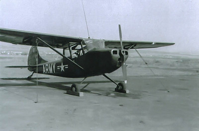 403 Rice Army Airfield 1943