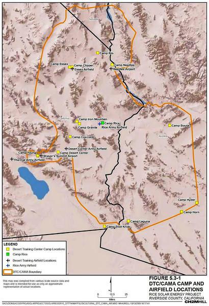 004 Desert Training Center / California-Arizona Maneuver Area