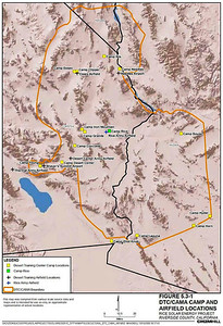004 Desert Training Center / California-Arizona Maneuver Area