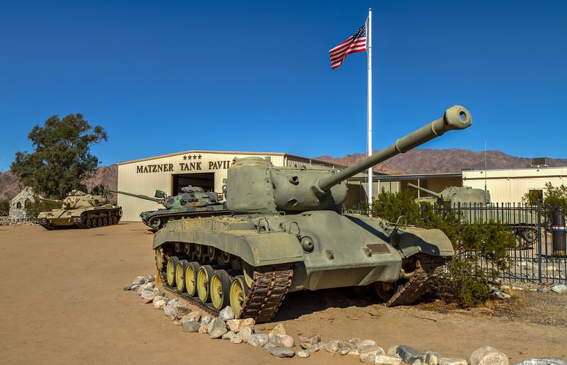 103 General Patton Memorial Museum