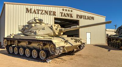 106 General Patton Memorial Museum