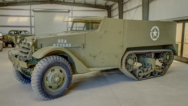 121 General Patton Memorial Museum