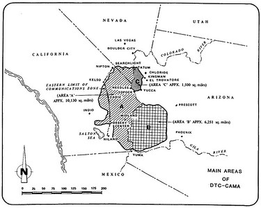 001 Desert Training Center / California-Arizona Maneuver Area