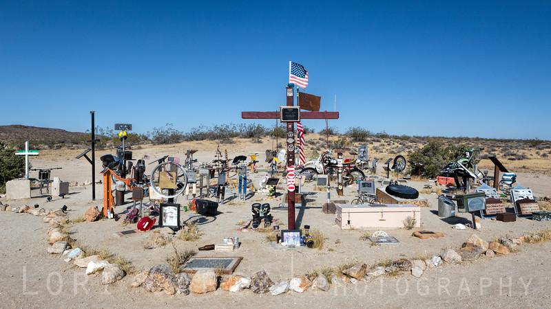 Husky Monument