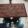 Richard James Jones 6-5-26 to 6/30/09. Husky Monument, Mojave Desert