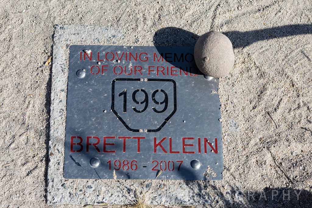In Loving Memory of our Friend Brett Klein 1986-2007