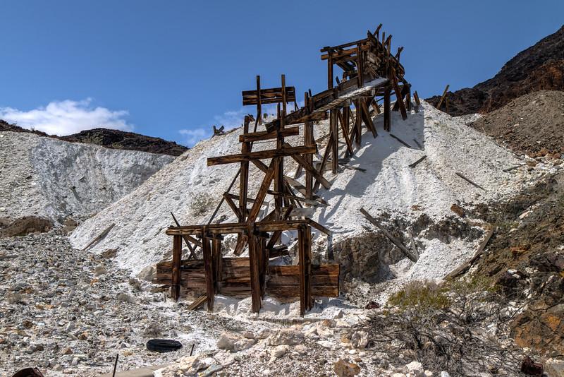 110 Ibex Hills Talc Mines.