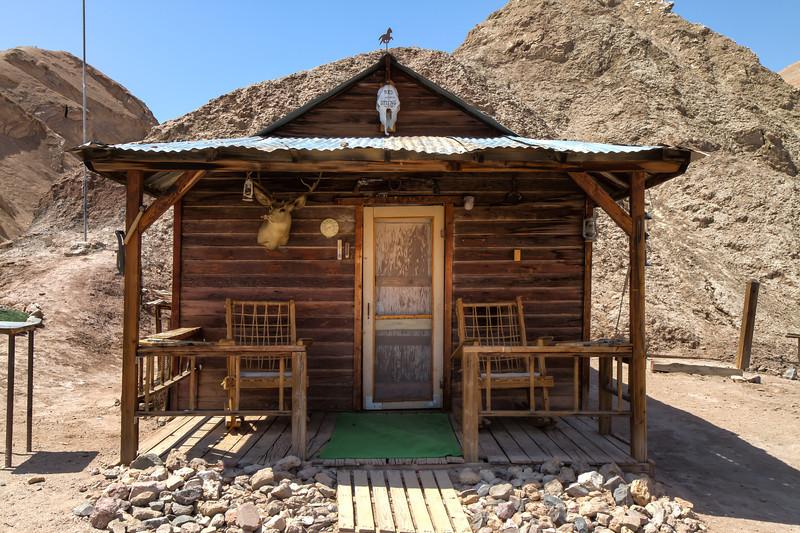 075 A Desert Cabin