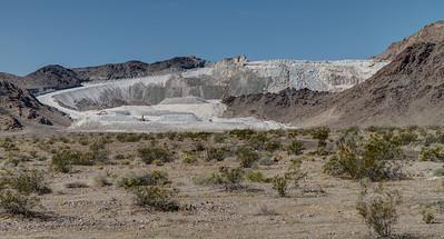 133 Amboy Limestone Quarry, Kelbaker Road, Amboy, California