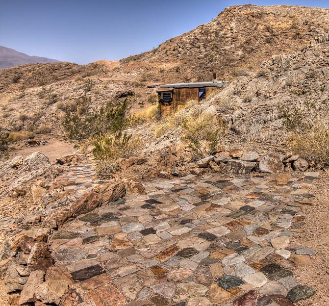 062 A Desert Cabin