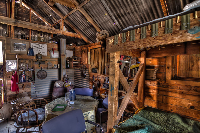 072 A Desert Cabin