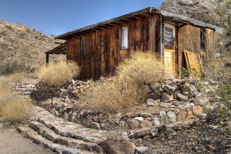 061 A Desert Cabin