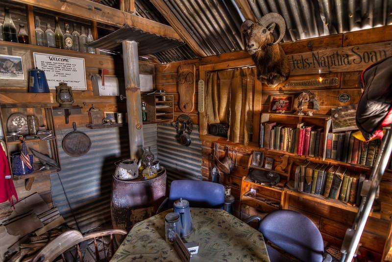 068 A Desert Cabin