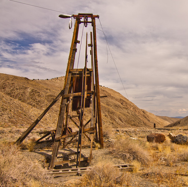 008 Marble Canyon Mines, Waucoba Saline Road
