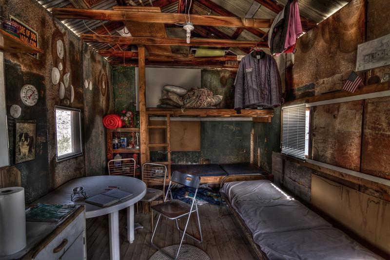 053 A Desert Cabin