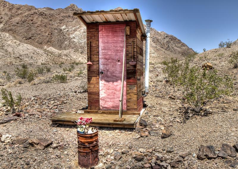 049 A Desert Cabin