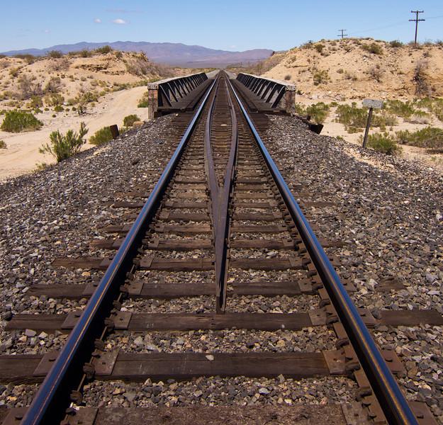 017 Union Pacific, Moore Siding, Ivanpah Valley